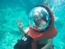 jeep snorkel underwater cozumel mini submarine adventure cozumel cruise excursions