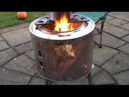 Washing Machine Firepit Washer Drum Pit