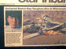 stevie vaughan 25th anniversary of the alpine valley crash