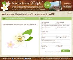 hawaii visitors and convention bureau hawaii visitors and convention bureau you had us at aloha sweepstakes