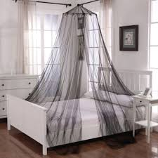 Black Canopy Bed Frame Buy Black Bed Canopy From Bed Bath Beyond