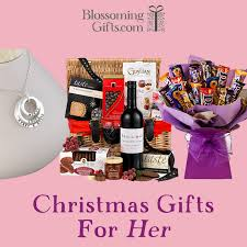 christmas gifts for her blossoming gifts blog