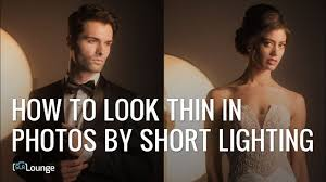 Short Lighting How To Look Thinner In Photos By Short Lighting Minute