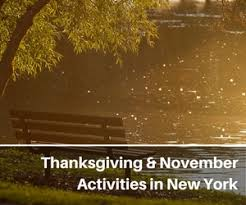 thanksgiving in new york 2017 things to do in november more