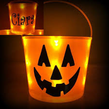 best personalized halloween bucket products on wanelo