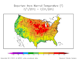 temperature map usa january snr climate corner august 2012