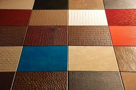 Types Of Flooring Materials You Known About Leather Flooring Flooring Materials Can T Be