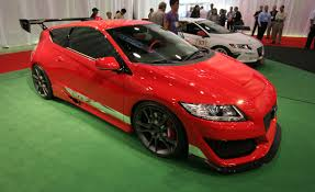 Honda Crz 4 Seater Honda Announces Mugen Kit For Cr Z Brings Two Concepts And A