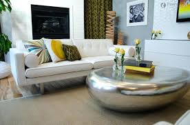 round living room table contemporary round coffee table centre table designs with glass