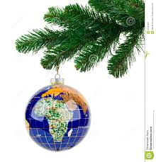 globe and tree stock image image of isolated 27900839