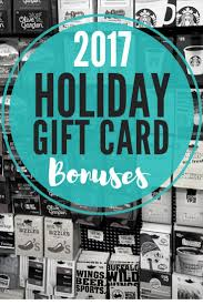 discounted restaurant gift cards restaurant gift card promotions roundup 2017