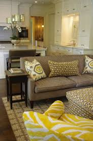 Living Room Colors With Brown Furniture Best 25 Yellow And Brown Ideas On Pinterest Bathroom Color