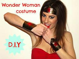 diy tutorial diy women halloween costumes diy wonder woman
