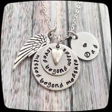 personalized remembrance jewelry loss of gift memorial jewelry i used to be angel now