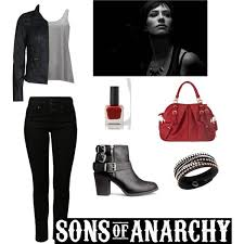 Sons Anarchy Costume Halloween 39 Diy Halloween Images Halloween Costumes
