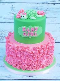 baby girl shower cake sugar mill cake co is the premier source for custom wedding cakes