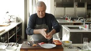 jacques pépin makes a grapefruit flower bon appé