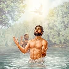 jesus u0027 baptism life of jesus
