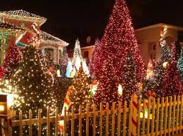 christmas lights displays in orlando neighborhoods and homes