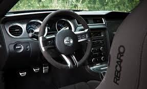 2013 Ford Mustang Interior Boss 302 Interior