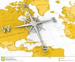 geography map compass map travel expedition geography stock photo