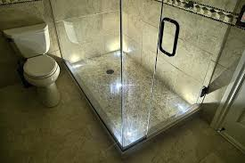 recessed shower light cover recessed shower light cover 6 in wac white 4 led square shower