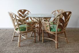 Cool Table Ls Tropi Cool Dining Naturally Rattan And Wicker Furniture