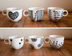 Cup Design Best 25 Sharpie Cup Ideas On Pinterest Sharpie Mugs Mug