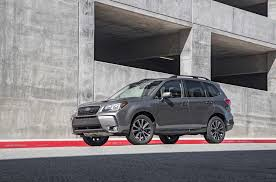 subaru green forester 2017 subaru forester 2 0xt touring first test review
