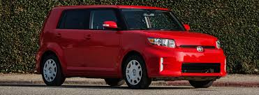scion cube custom car picker red scion xb