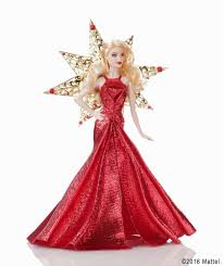 2017 holiday barbie doll dyx39 barbie signature