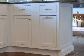 kitchen cabinet baseboards white kitchen cabinet end panel and baseboard kitchen