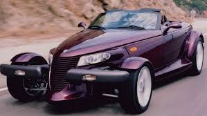 chrysler prowler the plymouth prowler ruined my childhood drivetribe