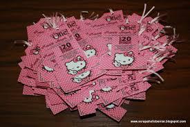 Hello Kitty Invitation Cards F1 Digital Scrapaholic Hello Kitty No 1 Invites For Ms Kathryn Sy