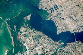 Cape Coral Florida Map Cape Coral Florida Image Of The Day