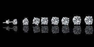 earrings world diamond veneer the best simulated diamonds in the world simulated