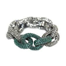 crystal link bracelet images Pave crystal chain link bracelet with magnetic closure shay jpg