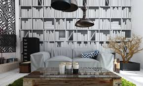 bookcases with wallpaper picture yvotube com