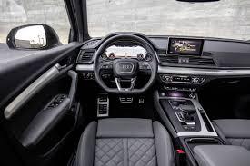 Audi Q5 White - infotainment and audi connect audi mediacenter