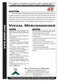 visual merchandiser cover letter 28 images writing a cover