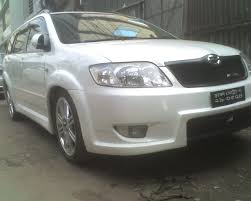 modified toyota modified toyota fielder 2004 clickbd
