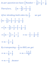 linear equations in one variable worksheets for class 8