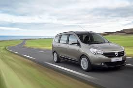 2012 Dacia Lodgy Price U20ac9900