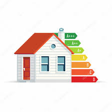 design on home energy efficiency u2014 stock vector masha tace