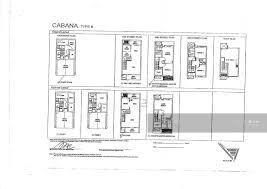 cluster home floor plans cabana cluster house sunrise terrace 4 bedrooms 2915 sqft