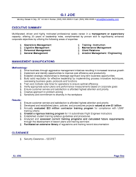 examples of summary of qualifications for resume resume summary