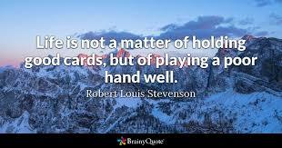 robert louis stevenson quotes brainyquote