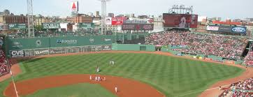 Fenway Park Seating Map The Boston Red Sox Ballpark Fenway Park