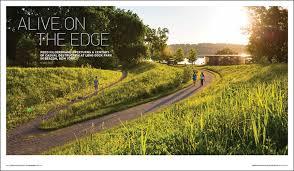 alive on the edge landscape architecture magazine