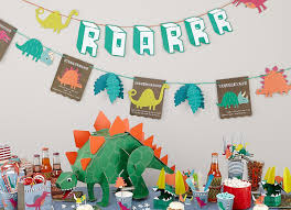 party items buy dinosaur party supplies online at build a birthday nz